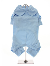 Blue Bedtime Pyjamas - These funky Blue PJs will ensure that your little one is all comfy and cozy at bedtime and they look great! Made using 100% cotton, super-soft quality pyjamas.