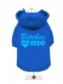 ''Bitches Love Me'' Dog Sweatshirt